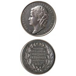 Brazil 1875 Princess Isabella  Medal