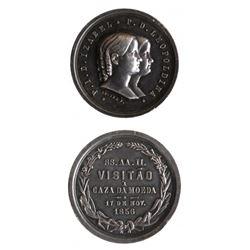 Brazil  Isabella & Leopoldina Medal
