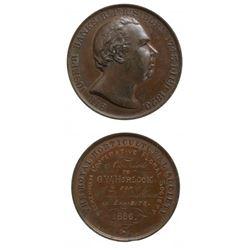 Great Britain1886 Sir Joseph Banks Medal