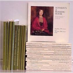 Auction Catalogs European Art Decorative Arts Sotheby S