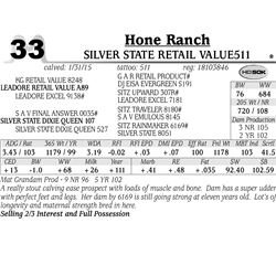 Hone Ranch