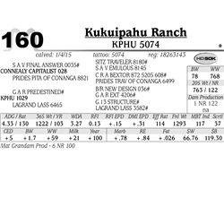 Kukuipahu Ranch