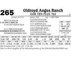 Oldroyd Angus Ranch