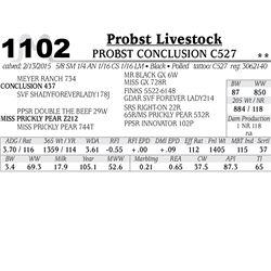 Probst Livestock