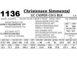 Christensen Simmental