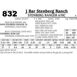J Bar Stenberg Ranch