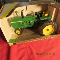 John Deere 4010 gas NF tractor