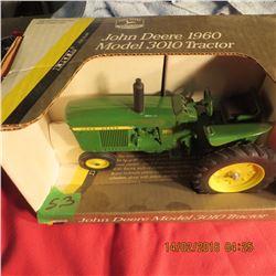 John Deere 3010 gas NF tractor