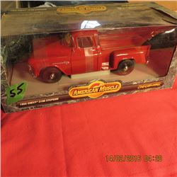 1955 Chevy 3100 step side truck