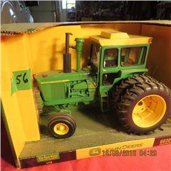John Deere 6030 tractor w/ duals