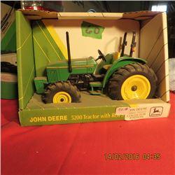 John Deere 5200 tractor