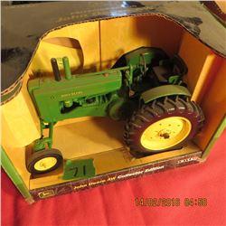 John Deere model AW tractor