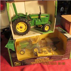 John Deere 595 garden tractor & compact