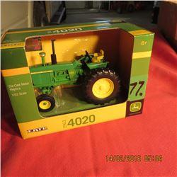 John Deere 4020 diesel 1/32 scale
