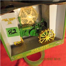 """John Deere General Purpose model """"P"""" tractor"""