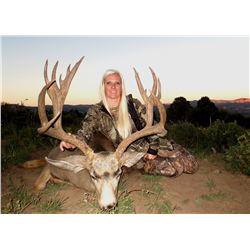 2017 Utah Paunsaugunt Landowner Deer Permit Hunter's Choice