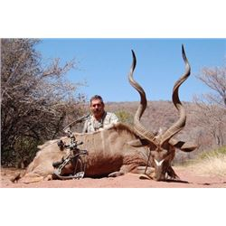 7-Day Plains Game plus Baboon Hunt for One (1) Hunter in South Africa