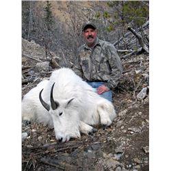 10-Day Horseback Goat Hunt