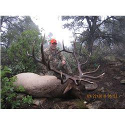 2017 Utah Plateau, Boulder/Kaiparowits Elk Conservation Permit – Any Legal Weapon