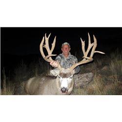 2017 Utah Henry Mtns Deer Landowner Permit Hunters Choice