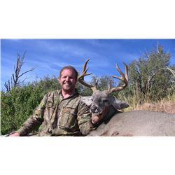 2017 Arizona Coues Deer License