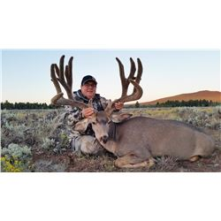 2017 Arizona Special License - Mule Deer Tag