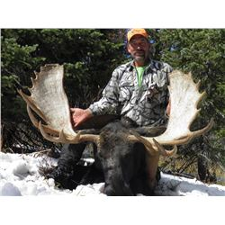 2017 Wyoming Governor's Moose Tag