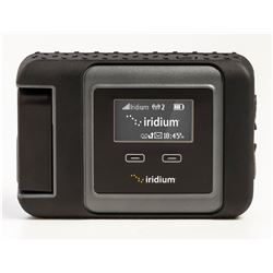 EXPLORER SATELLITE: Iridium GO! Satellite Phone Device with $500 Airtime Credit