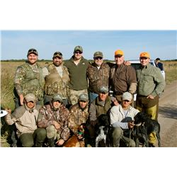 PARANA SUNRISE: 4-Day/5-Night Mixed-Bag Hunt for Four Guests in Argentina