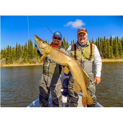 NORTH HAVEN RESORT: 4-Day Fishing Trip for Two Anglers in Manitoba, Canada