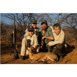 NICK NOLTE SAFARIS: 7-Day Plains Game Hunt for One Hunter in Namibia - Includes Trophy Fees