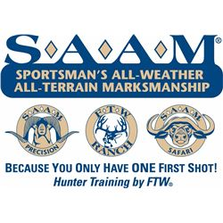 FTW RANCH: SAAM™ Precision & Safari Hunt Combo for Two Hunters in Texas - Includes Trophy Fee Credit