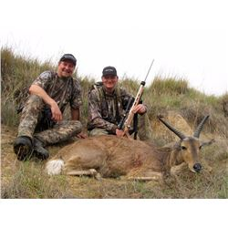 WOW AFRICA: 12-Day Plains Game Hunt for Two Hunters and Two Non-Hunters in South Africa - Includes T
