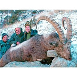 SHIKAR SAFARIS: 5-Day Himalayan Ibex or Gobi Ibex Hunt for One Hunter - Includes Trophy Fee