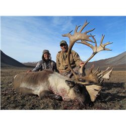 MACKENZIE MOUNTAIN OUTFITTER: 6-Day Mountain Caribou, Wolf and Wolverine Hunt for One Hunter in the