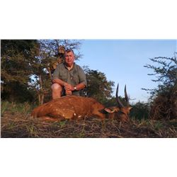 UGANDA WILDLIFE SAFARIS: 6-Day Plains Game Hunt for One Hunter and One Non-Hunter in Uganda - Includ
