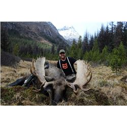 SIKANNI RIVER OUTFITTERS: 10-Day Moose, Goat or Elk Hunt for One Hunter in Northeast British Columbi