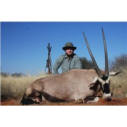KALAHARI SAFARI: 5-Day Plains Game Hunt for One Hunter and One Non-Hunter in Namibia - Includes Trop