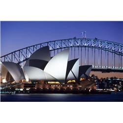 ESPLANADE TRAVEL: 4-Day/3-Night Touring Package for Two in Sydney, Australia