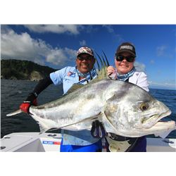 ZANCUDO LODGE: 4-Day Fishing Trip for Two Anglers in Costa Rica