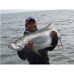 THE FLY SHOP: 6-Day Fishing Trip for Two Anglers in the Yucatan Peninsula of Mexico