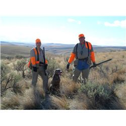 HIGHLAND HILLS RANCH: 2-Day/3-Night Wingshooting Adventure for Two Hunters at Multi-Award Winning Hi