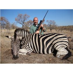 SOMERBY SAFARIS: 12-Day Plains Game and Wingshooting Safari for Two Couples in South Africa - Includ