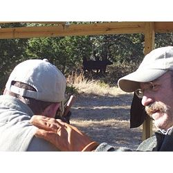 SAFARI SHOOTING SCHOOL: 2-Day Safari Shooting School for Two in the Beautiful Hill Country of Texas