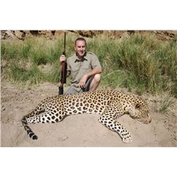 MAKADI SAFARIS: 12-Day Leopard Hunt for One Hunter in Central Namibia - Includes Trophy Fee