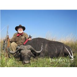 OMUJEVE HUNTING: 10-Day Buffalo and Plains Game Hunt for One Hunter in the Caprivi Strip of Namibia