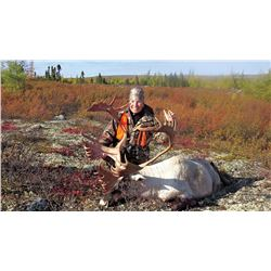 LEAF RIVER LODGE: 7-Day Quebec-Labrador Caribou Hunt for One Hunter in Quebec, Canada - Includes