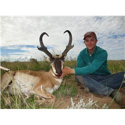 AZ GAME & FISH COMMISIONER'S SPECIAL ANTELOPE TAG