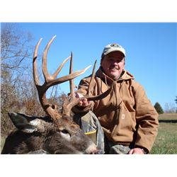 2-DAY WHITETAIL DEER HUNT FOR 1 YOUTH (UNDER 15) AND CHAPERON ON A PRIVATE RANCH IN KENTUCKY – HUNT