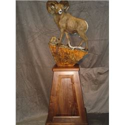 """""""VIEW FROM THE TOP"""" PEDESTAL BRONZE"""